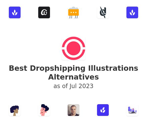 Best Dropshipping Illustrations Alternatives