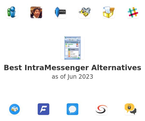 Best IntraMessenger Alternatives