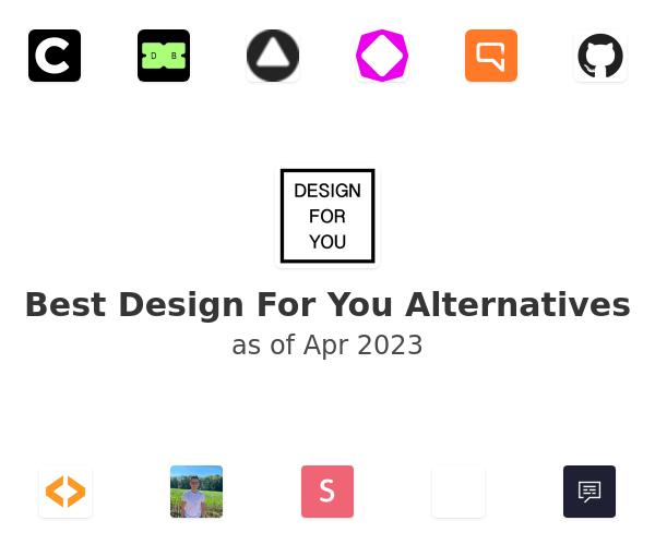 Best Design For You Alternatives