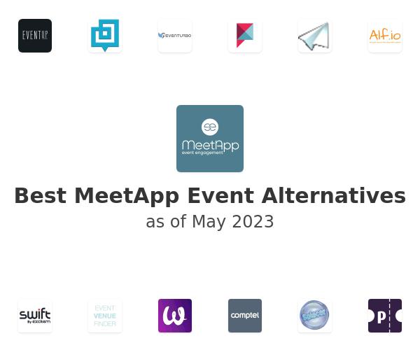 Best MeetApp Event Alternatives