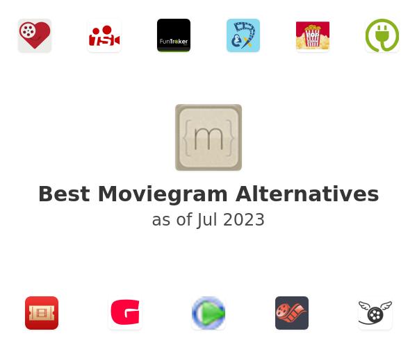 Best Moviegram Alternatives
