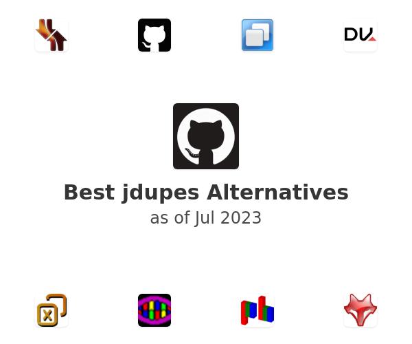 Best jdupes Alternatives