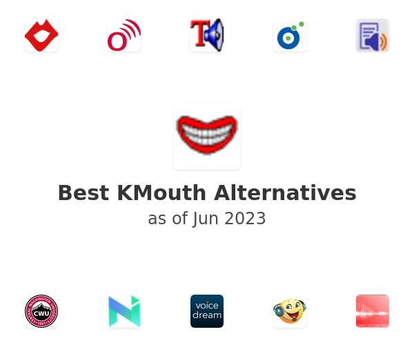 Best KMouth Alternatives