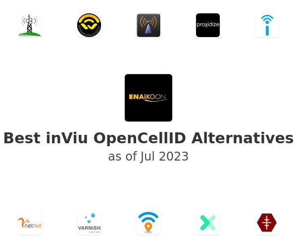 Best inViu OpenCellID Alternatives