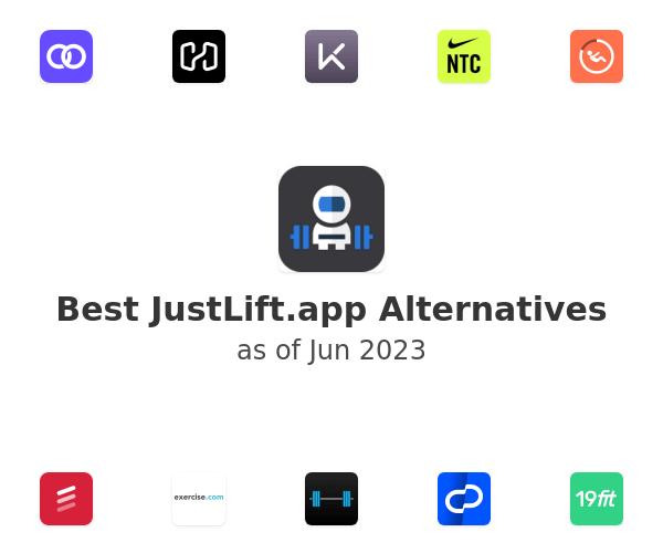 Best JustLift Alternatives