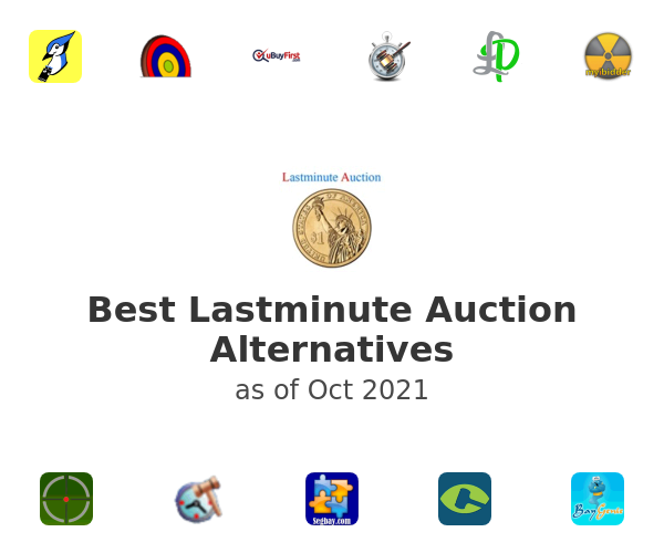 Best Lastminute Auction Alternatives