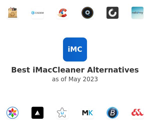 Best iMacCleaner Alternatives