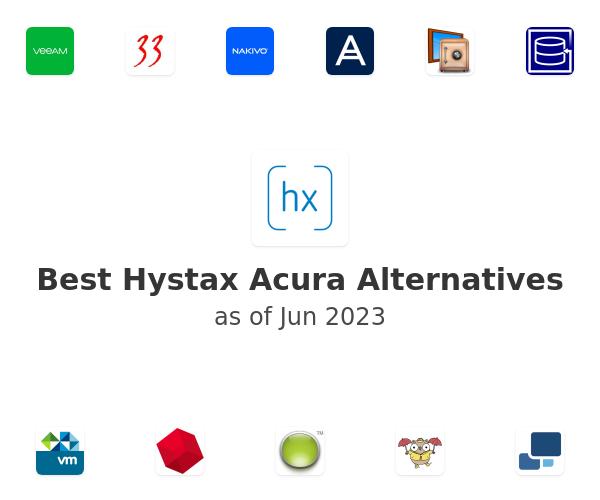 Best Hystax Acura Alternatives