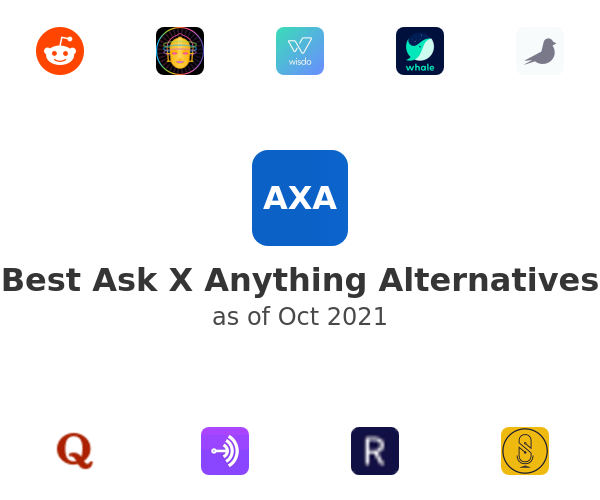 Best Ask X Anything Alternatives