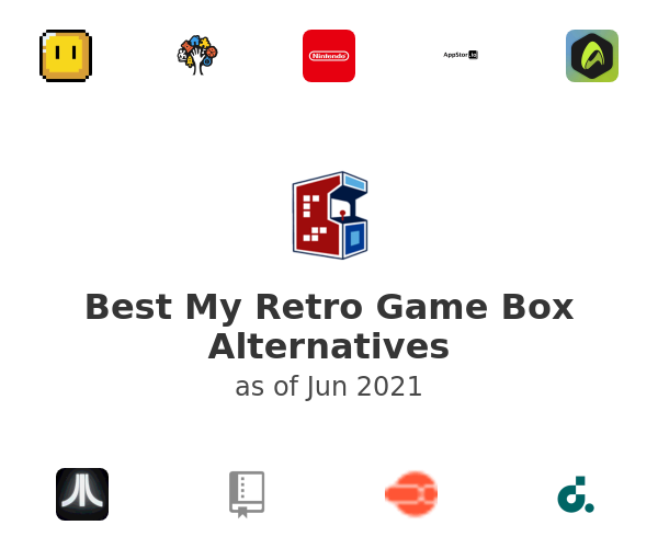 Best My Retro Game Box Alternatives