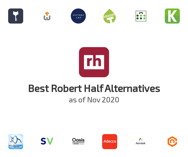 Best Robert Half Alternatives