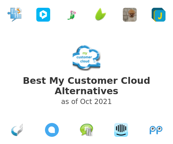 Best My Customer Cloud Alternatives