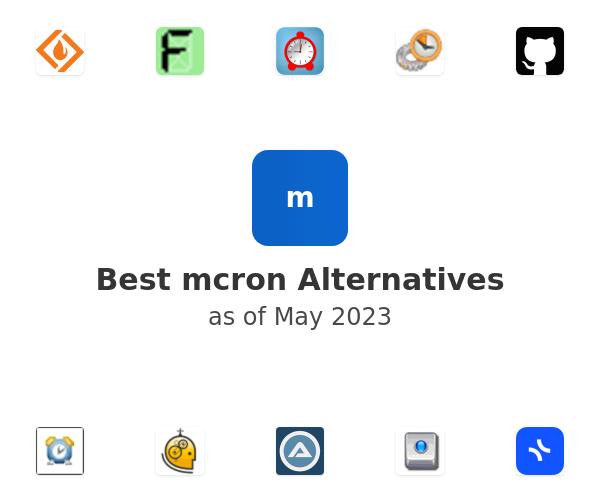 Best mcron Alternatives
