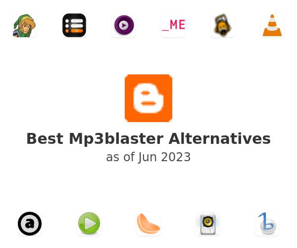 Best Mp3blaster Alternatives