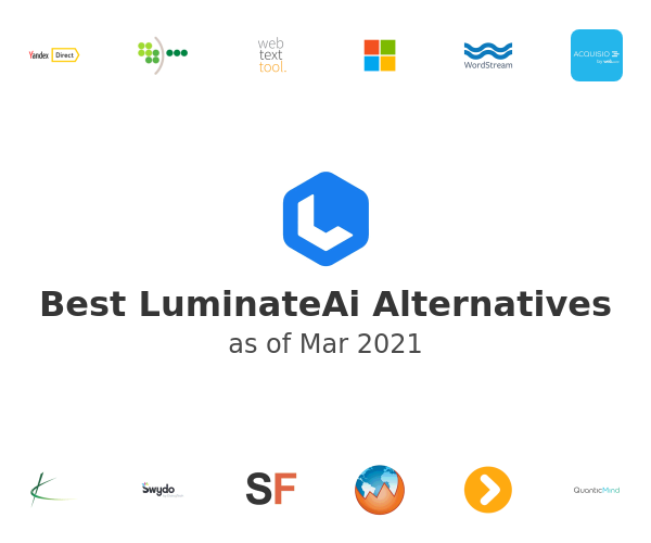 Best LuminateAi Alternatives