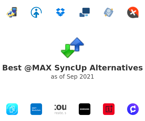 Best @MAX SyncUp Alternatives