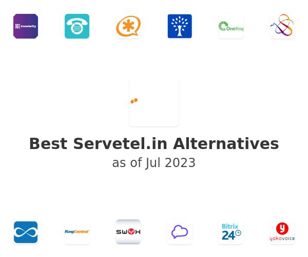 Best Servetel.in Alternatives