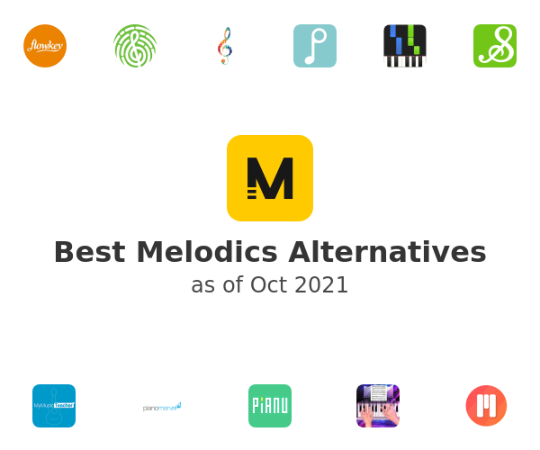 Best Melodics Alternatives