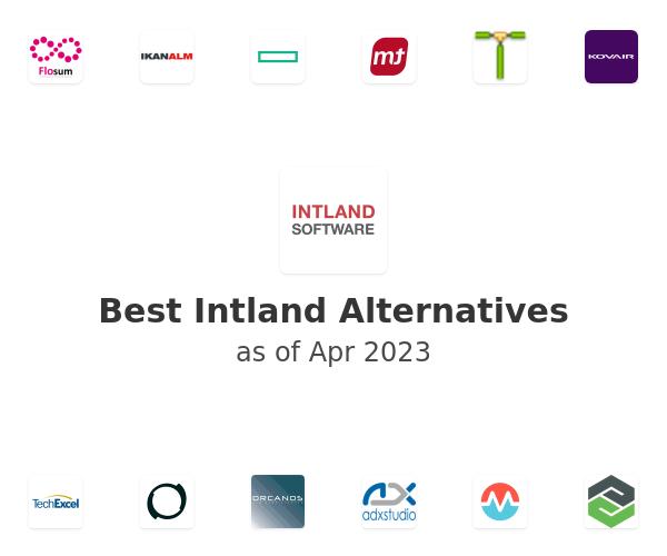 Best Intland Alternatives
