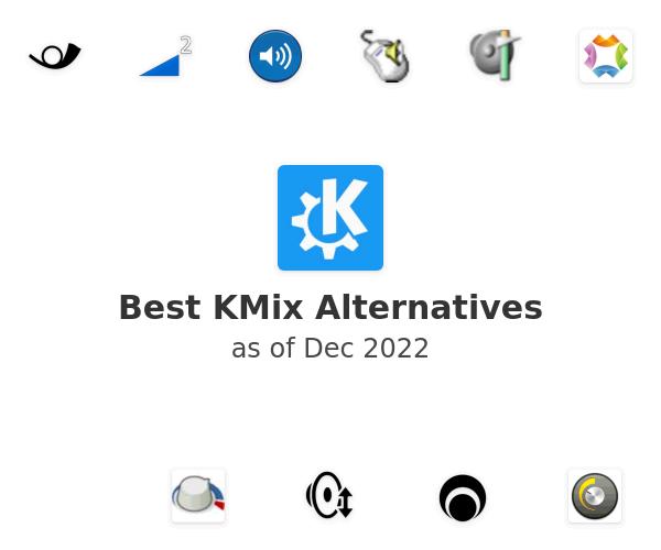 Best KMix Alternatives