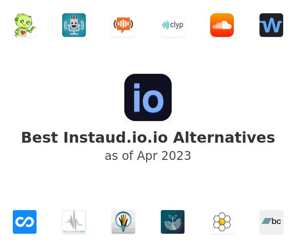 Best Instaud.io Alternatives