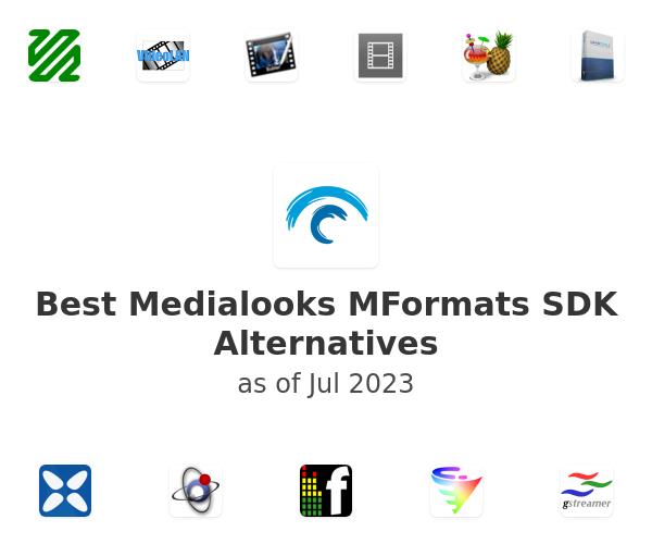 Best Medialooks MFormats SDK Alternatives