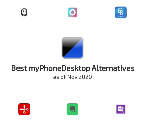 Best myPhoneDesktop Alternatives