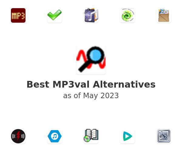 Best MP3val Alternatives