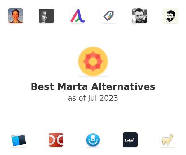 Best Marta Alternatives