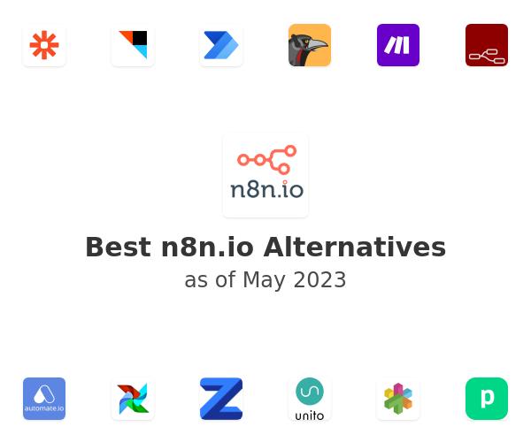 Best n8n.io Alternatives