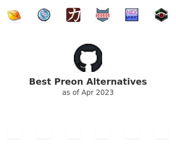 Best Preon Alternatives