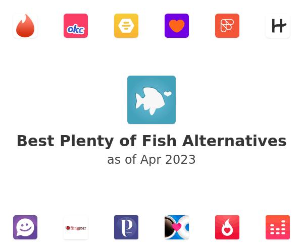 Best Plenty of Fish Alternatives