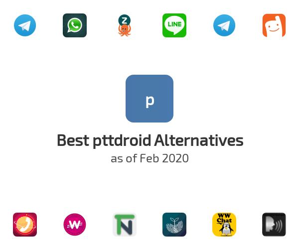 Best pttdroid Alternatives