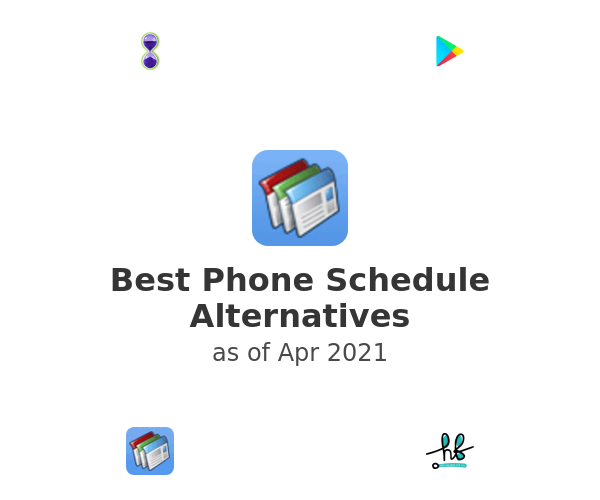 Best Phone Schedule Alternatives