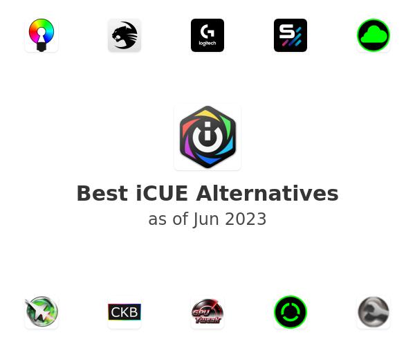 Best iCUE Alternatives