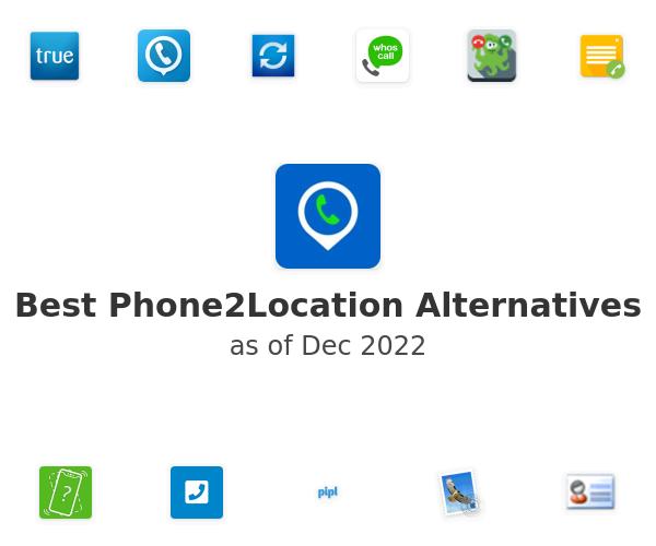 Best Phone2Location Alternatives