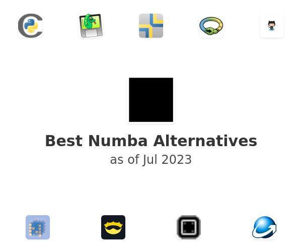 Best Numba Alternatives