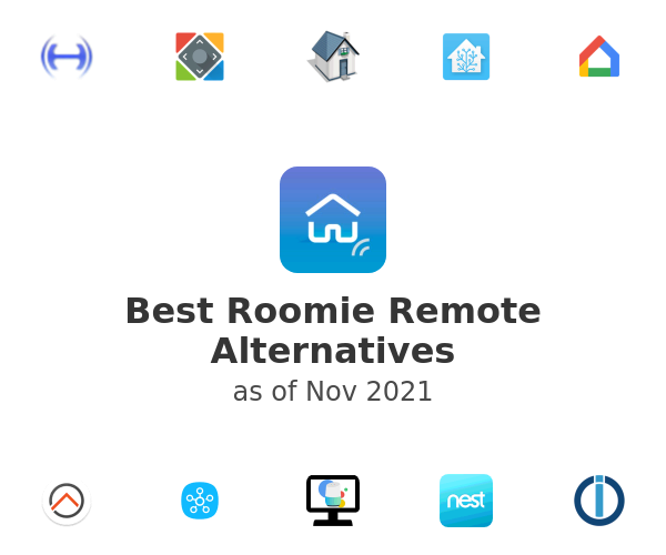 Best Roomie Remote Alternatives