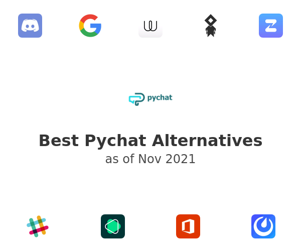 Best Pychat Alternatives