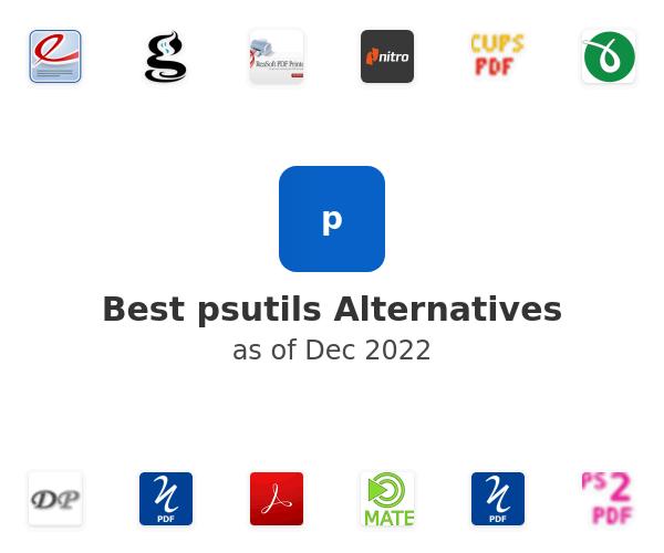 Best psutils Alternatives
