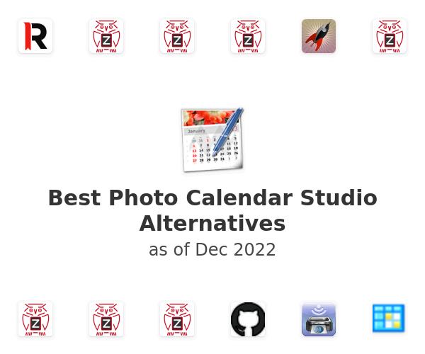 Best Photo Calendar Studio Alternatives