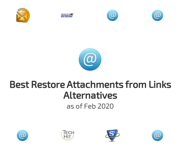 Best Restore Attachments from Links Alternatives