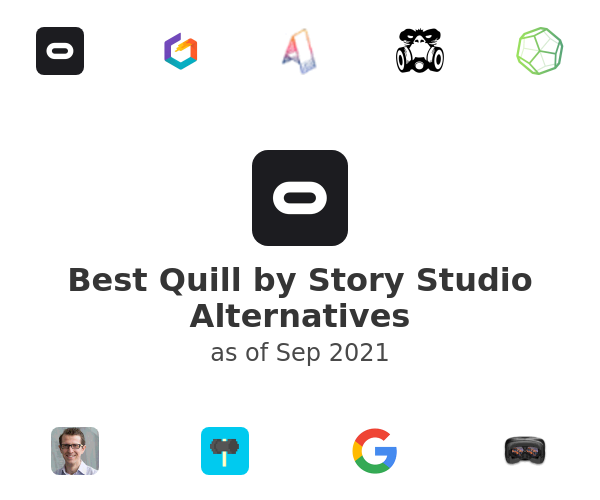 Best Quill by Story Studio Alternatives