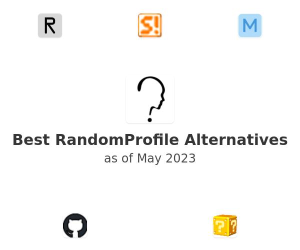 Best RandomProfile Alternatives