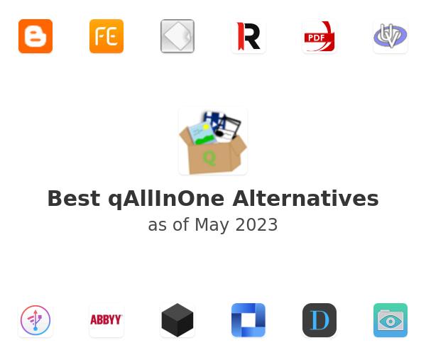 Best qAllInOne Alternatives