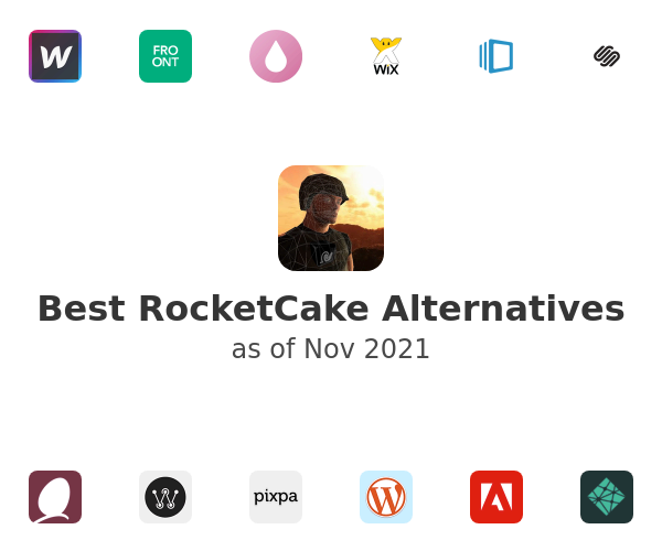 Best RocketCake Alternatives