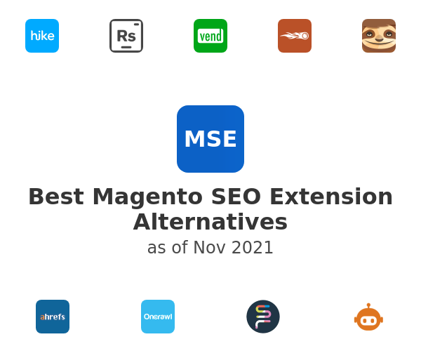 Best Magento SEO Extension Alternatives