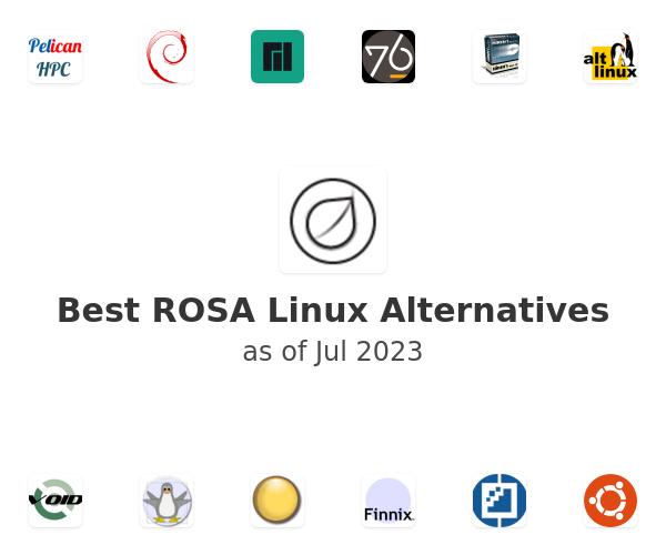 Best ROSA Linux Alternatives
