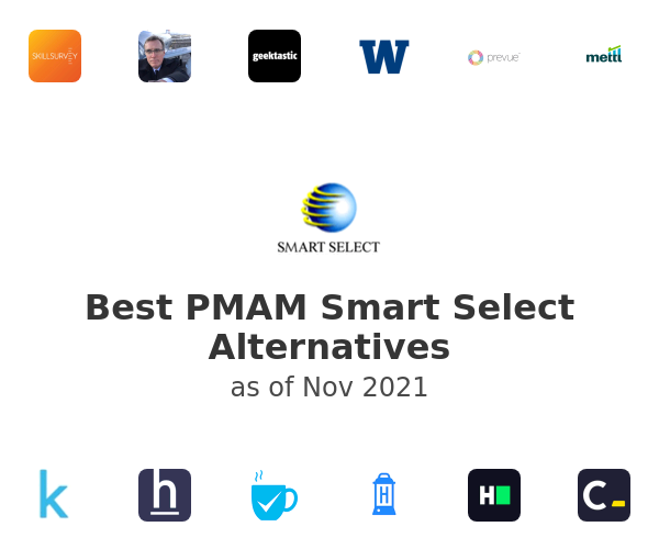 Best PMAM Smart Select Alternatives