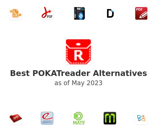 Best POKATreader Alternatives